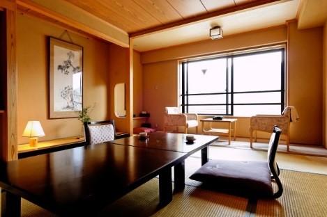 9個浴場免費泡湯   日式溫泉旅館 (長野縣)