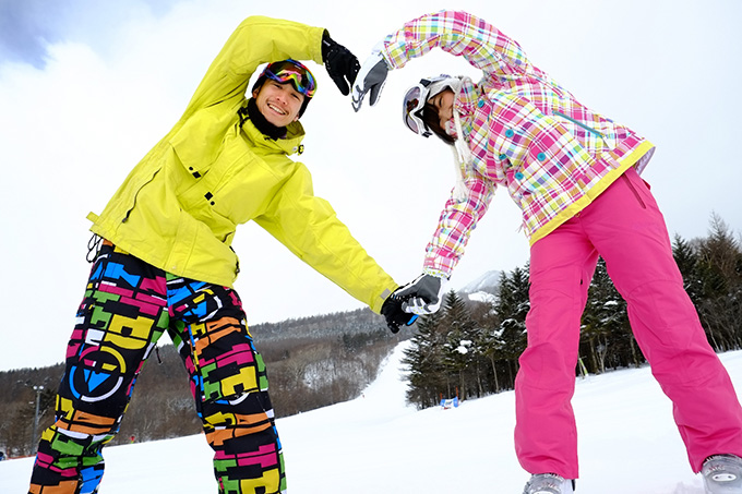 RNC Snowboard攻略