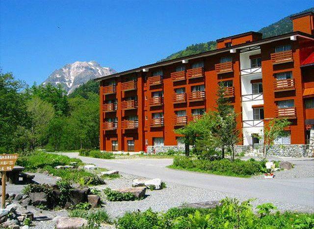 S65 上高地溫泉飯店 一起來享受宿舍內也能泡溫泉的生活以及超好吃的免費員工餐