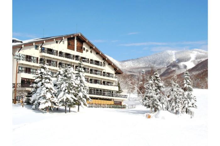滑雪道具平日免費、溫泉免費的福島渡假村