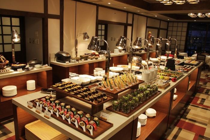 長野縣飯店   員工餐備受好評! 長期在日本生活 宿舍餐點當然非常重要