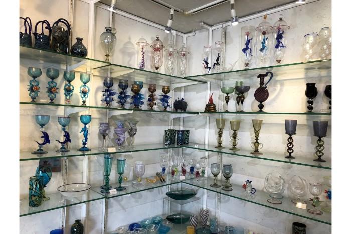 玻璃工房 一起體驗玻璃DIY的樂趣!!(輕井澤)