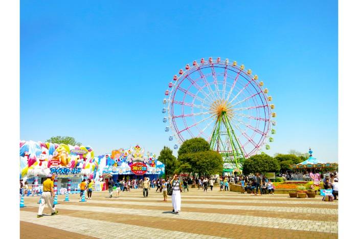三重長島樂園   一起在充滿歡樂笑聲的環境工作吧!