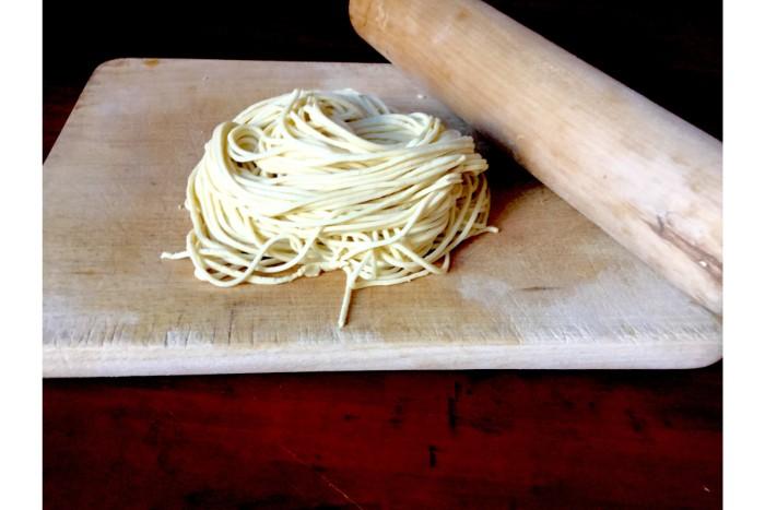 Y117.4 製麵  一探日本道地拉麵如何製作吧!