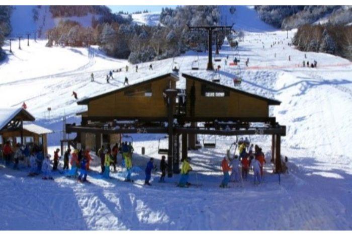 位於長野、志賀高原中  可享受5個月雪季的滑雪場