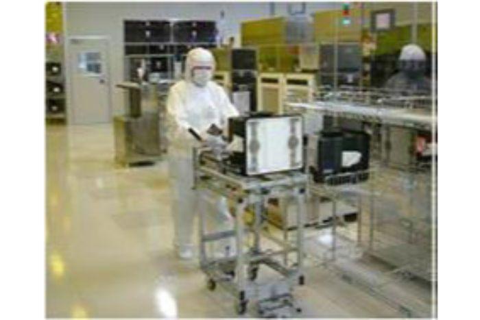 時薪1700日圓、無夜班輪班   位於廣島市的半導體矽晶片運送